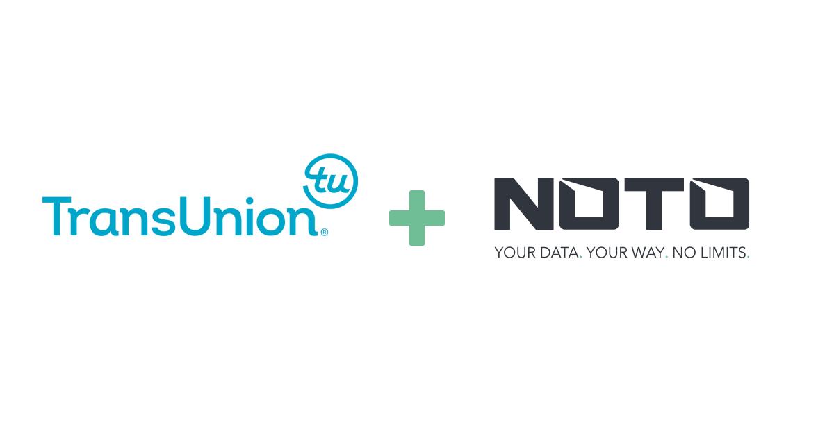 TransUnion and NOTO